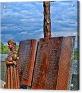Essex County N J 9-11 Memorial 4 Acrylic Print