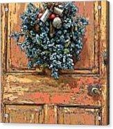 Essex Door Acrylic Print