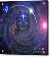 Eternal Buddha Acrylic Print