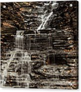 Eternal Flame Waterfalls Acrylic Print