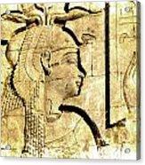Eternal Isis Acrylic Print