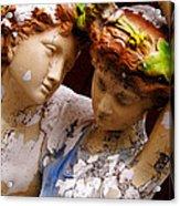 Eternal Lovers Acrylic Print