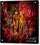 Eternity 008-13 Marucii Acrylic Print