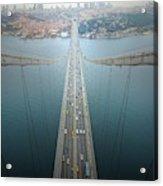 Ethereal Highways Acrylic Print