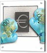 Euro Gloves-1 Acrylic Print