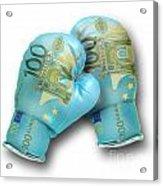 Euro Gloves-2 Acrylic Print