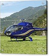 Eurocopter Ec130 Light Utility Acrylic Print