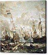 Europe 18th C.. Napoleonic Wars 1798 Acrylic Print
