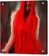 Eve Within Acrylic Print