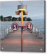 Evening 54 Acrylic Print