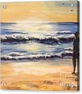 Evening Acrylic Print