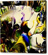 Botanical # 1213 Acrylic Print