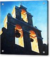 Evening Mission Acrylic Print