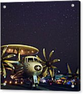 Evening On The Carrier Acrylic Print by Mountain Dreams