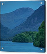 Evening Over Derwentwater Acrylic Print