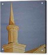 Evening Worship Acrylic Print