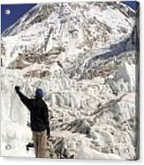 Everest Base Camp Acrylic Print