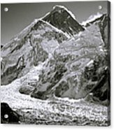 Everest Sunrise Acrylic Print