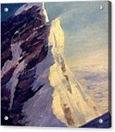 Everest-southeast Ridge Acrylic Print