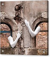 Every Hand Goes Searching For Its Partner 02 Acrylic Print