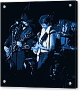Everyday Blues With Marshall Tucker Acrylic Print