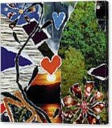 Everyone Love's Their Nature Acrylic Print