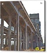 Everysville Bridge Acrylic Print