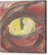 Evil Eye Acrylic Print