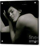 Evita You Brings Joy To Me. Naim Meod.viewed 399 Times  Acrylic Print