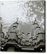 Ethereal Rajasthan Acrylic Print