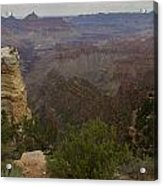 Evolution Of Nature At The Grand Canyon Acrylic Print