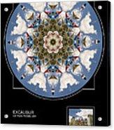 Excalibur Acrylic Print