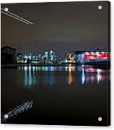 Excel London  Acrylic Print