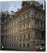 Executive Office Building Acrylic Print