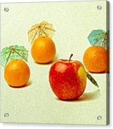Exotic Fruit Acrylic Print