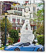 Exotic New Orleans Acrylic Print