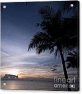 Exotic Sunrise Acrylic Print