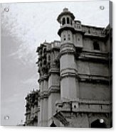 Exotic Udaipur Acrylic Print