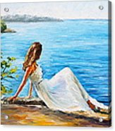 Expectation Of My Love Acrylic Print