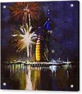 Expo Celebrations Acrylic Print