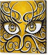 Expressive Eyes Acrylic Print