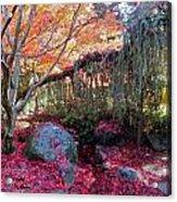 Exquisite Autumn Acrylic Print