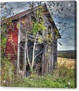 Extra Storage Acrylic Print by Sharon Batdorf