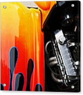 Extreme Muscle Acrylic Print