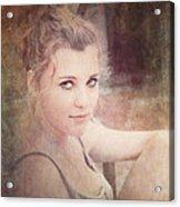 Eye Contact #01 Acrylic Print