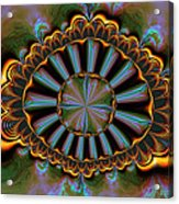 Eye Of Centauris Acrylic Print by Claude McCoy