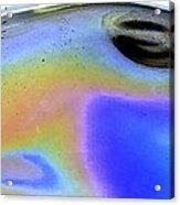 Eye Of The Gas Giant Acrylic Print