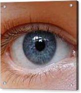 Eye Phone Case Acrylic Print