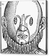 Eye Treatment, 1583 Acrylic Print
