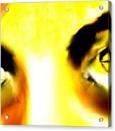 Eyes From The Inside 2 Acrylic Print